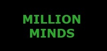 Million Minds logo